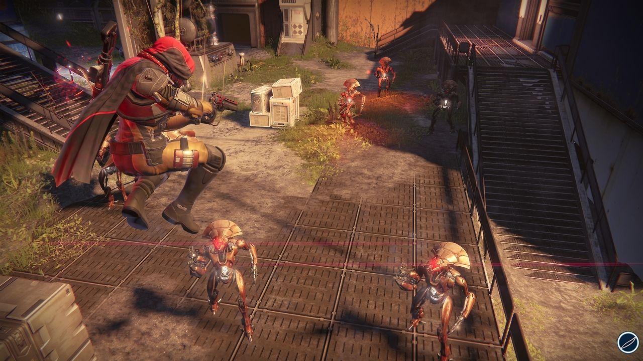 Destiny: La Volta di Vetro - Gameplay Live - Replica 30/11/2014