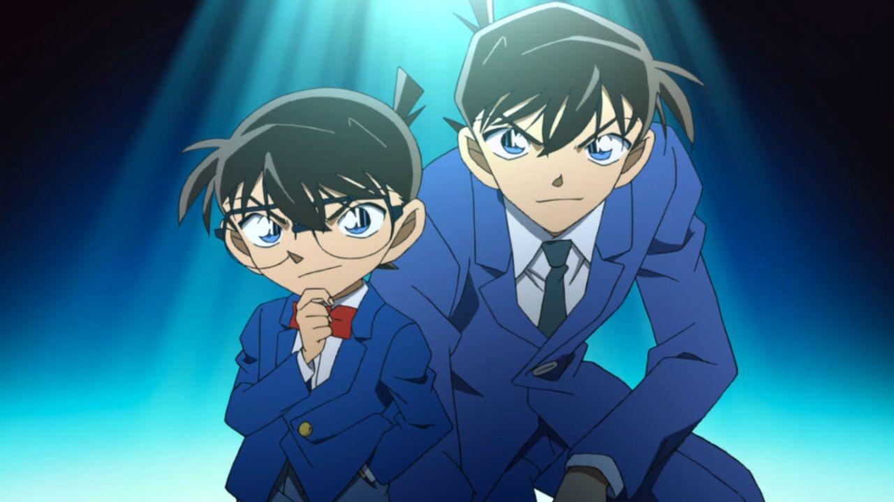 Detective Conan: Fist of Blue Sapphire si rivela in una nuova locandina