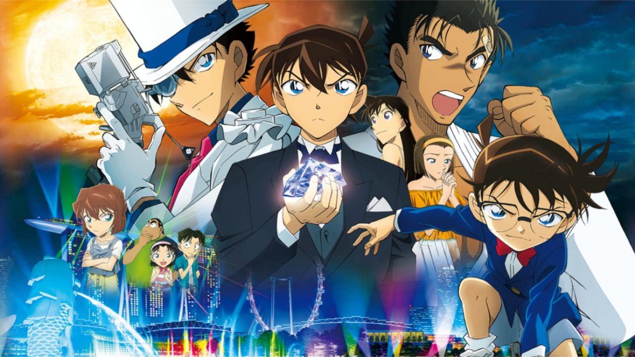 Detective Conan: Fist of Blue Sapphire segna un altro importante record per la saga