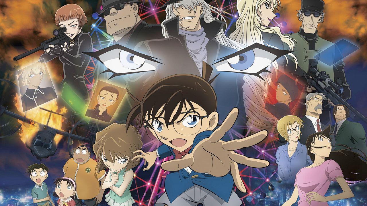 Detective Conan: rivelati titolo ufficiale, key visual e data d'uscita del 22° film