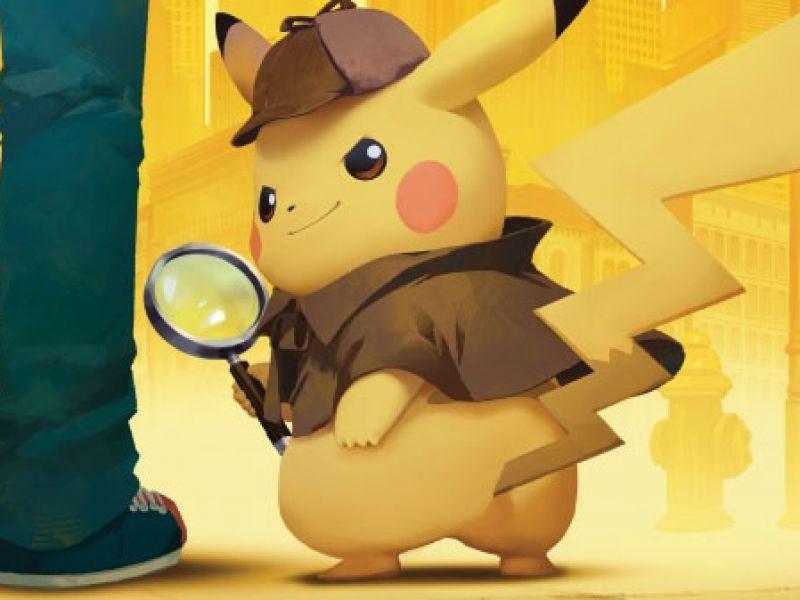 Detective Pikachu per Nintendo 3DS uscirà a marzo in Europa