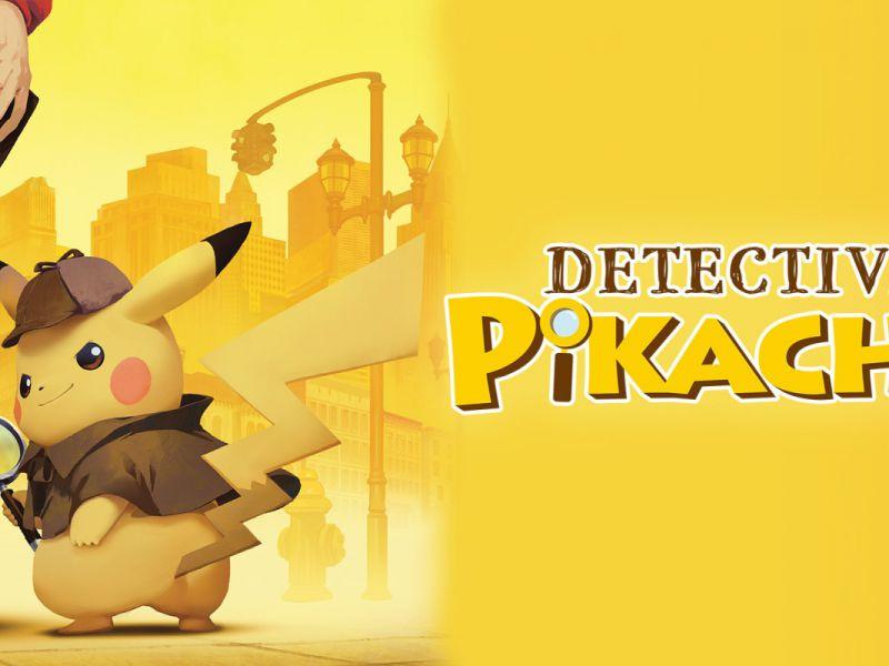 Detective Pikachu: pubblicato il trailer di lancio in italiano
