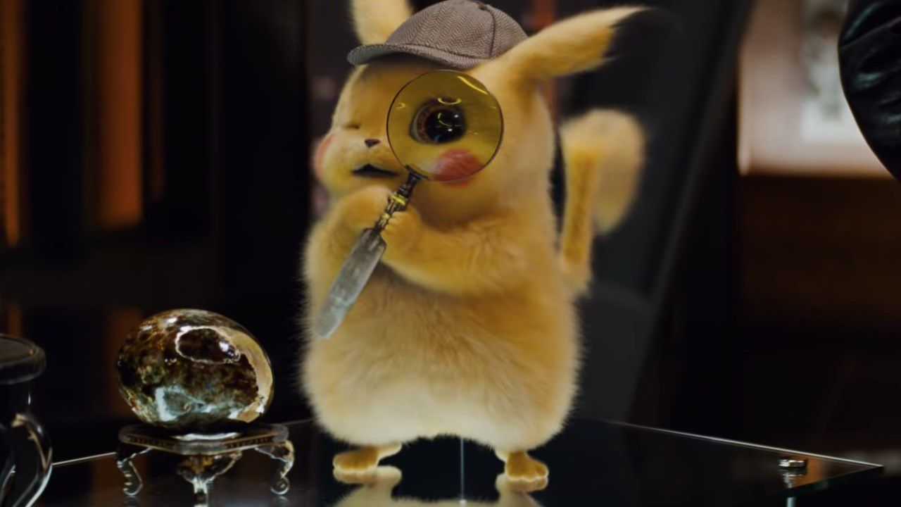 Detective Pikachu: Rayquaza e Tyrantrum nei nuovi cocept del live-action sui Pokémon