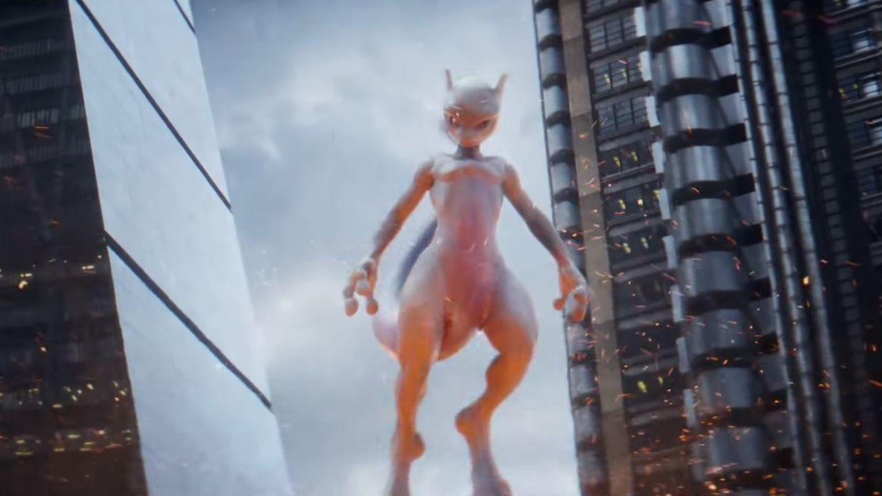 Detective Pikachu, lo sceneggiatore spiega perché Mewtwo è sempre stato un must have