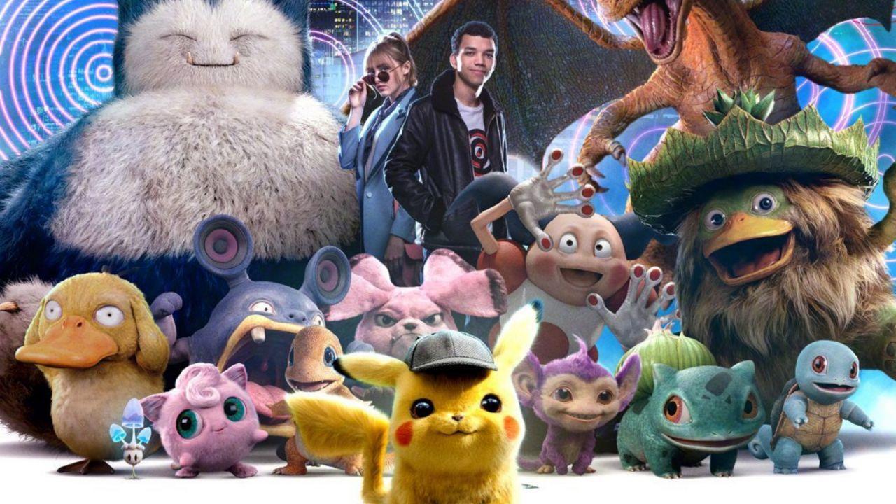 Detective Pikachu, svelati i pupazzi del film dei Pokemon: ecco le foto