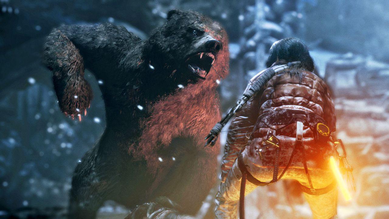 Dettagli su ambientazioni, elementi survival e combattimenti di Rise of the Tomb Raider