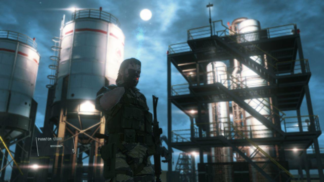 Dettagli sui preordini di Metal Gear Solid 5 The Phantom Pain arriveranno la prossima settimana