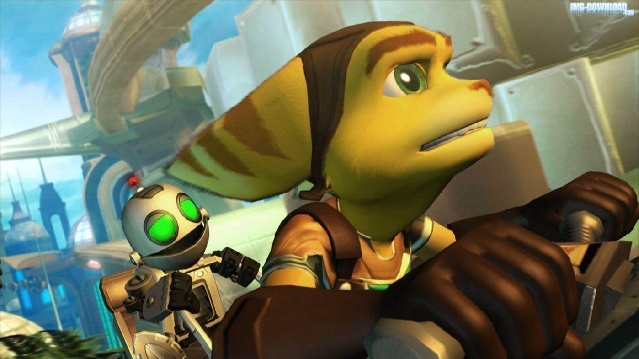 Dettagli sulla risoluzione di Ratchet & Clank per PlayStation 4