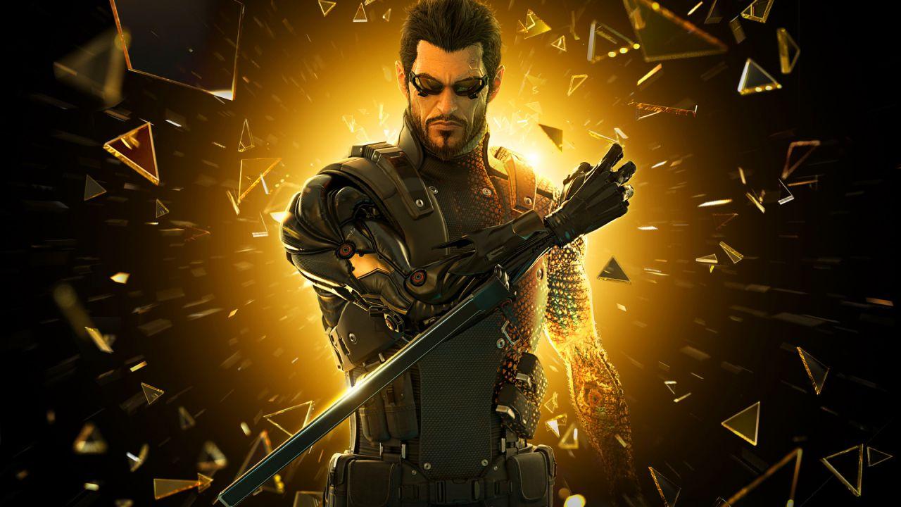 Deus Ex GO annunciato per smartphone e tablet