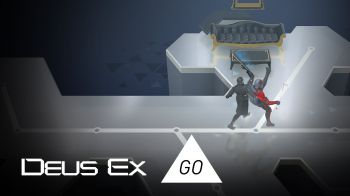 Deus Ex GO disponibile su iOS e Android