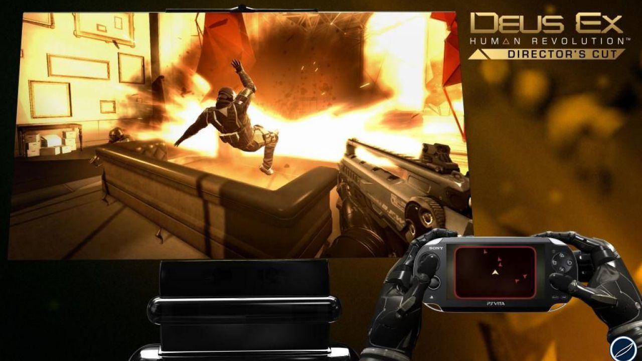 Deus Ex: Human Revolution - Director's Cut, in arrivo anche su PS3, Xbox 360 e PC