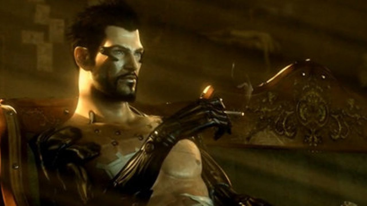 Deus Ex: Human Revolution Director's Cut - il gioco in DD su Wii U occupa 14GB