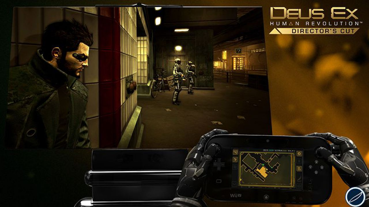 Deus Ex Human Revolution Director's Cut: i nuovi contenuti rimarranno un'esclusiva Wii U