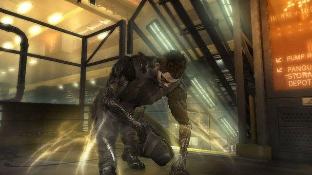 Deus Ex Human Revolution Director's Cut: Square Enix conferma la versione Wii U