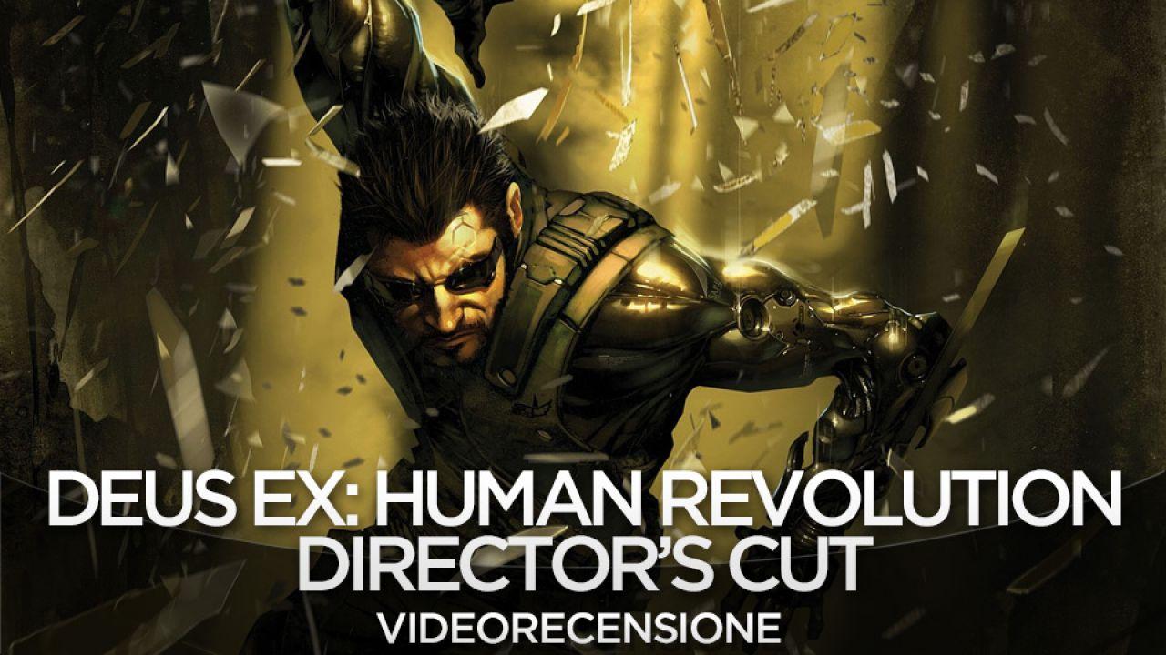 Deus Ex: Human Revolution rinasce con Unreal Engine 4 - ecco il video!