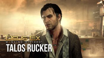 Deus Ex Mankind Divided: come vincere lo scontro con Talos Rucker