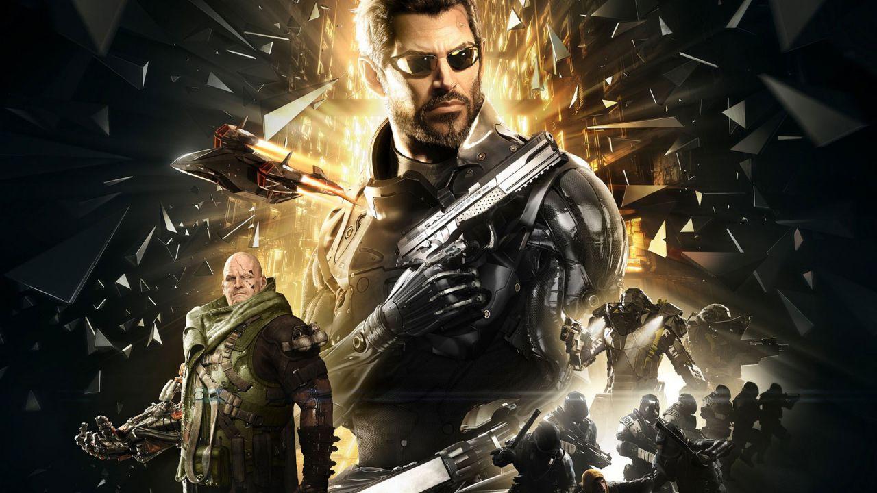 Deus Ex Mankind Divided disponibile per il preload su Xbox Store