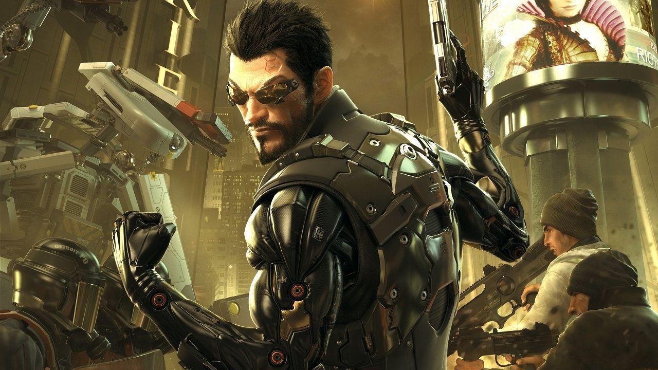 Deus Ex Mankind Divided: evento pre E3 in diretta alle 17:30