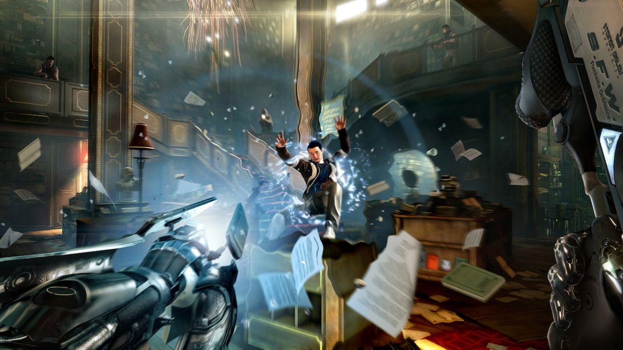Deus Ex Mankind Divided: Guida alle armi