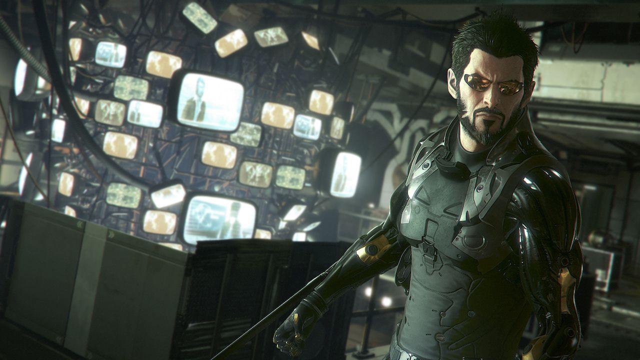 Deus Ex: Mankind Divided su NX? Eidos non ci ha mai pensato