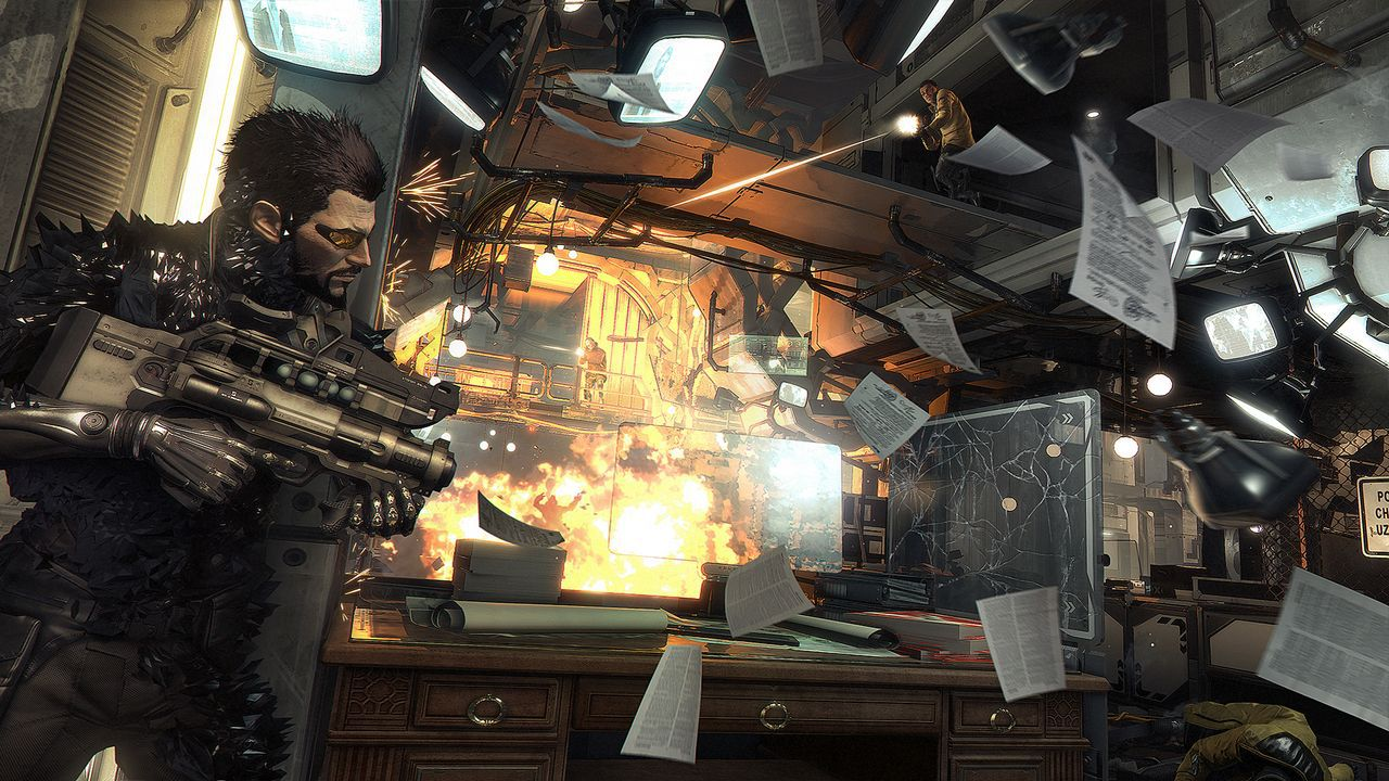 Deus Ex Mankind Divided: Square Enix cancella il programma 'Augment your pre-order'