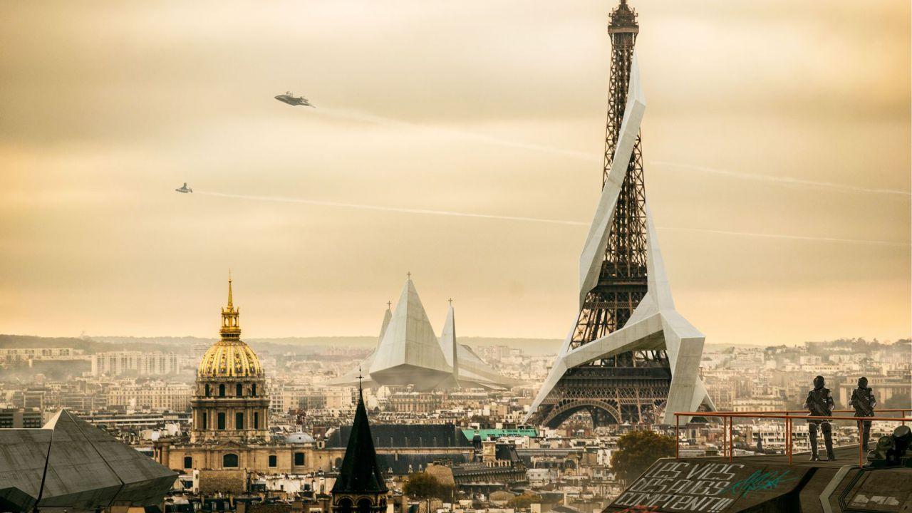 Deus Ex Mankind Divided: Uno sguardo alle città del futuro