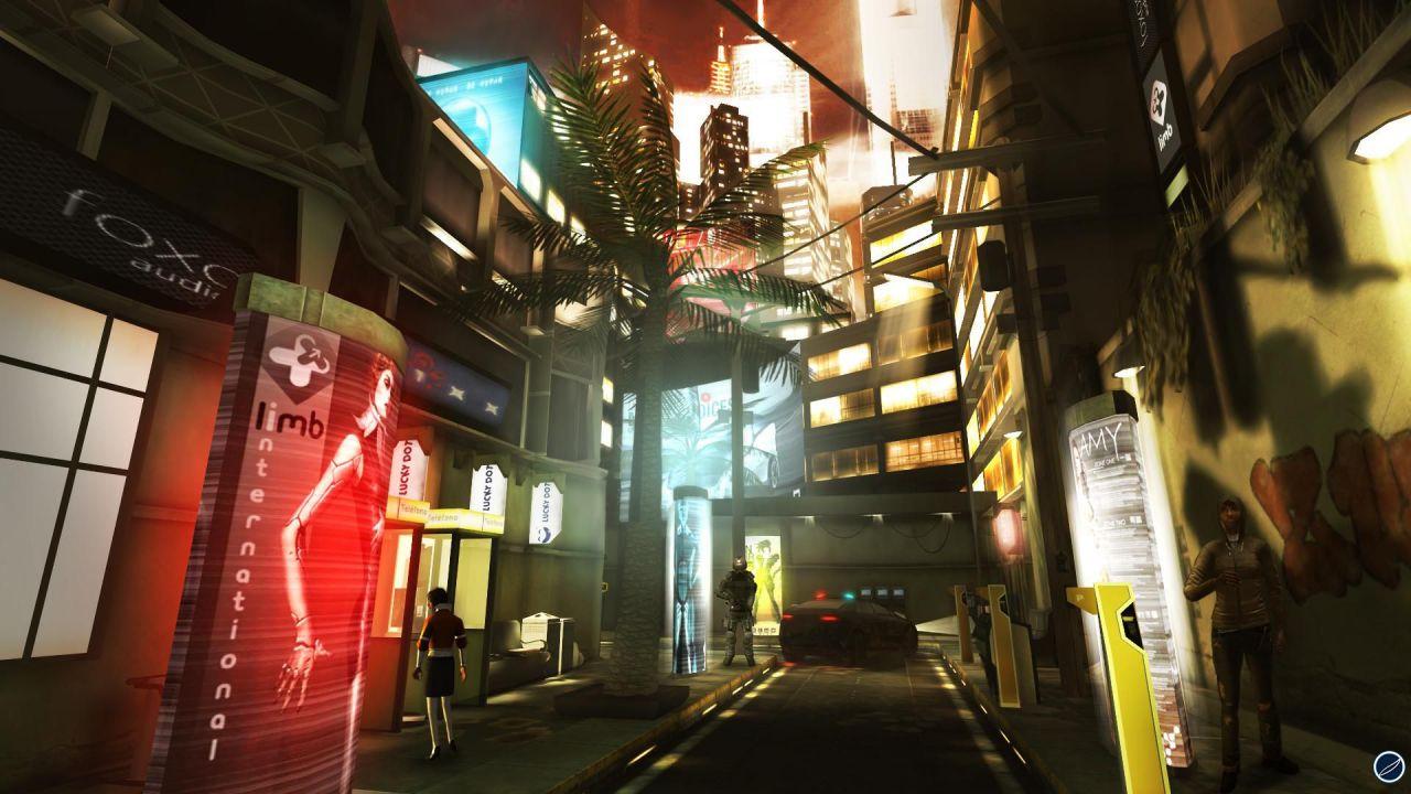 Deus Ex The Fall annunciato per PC