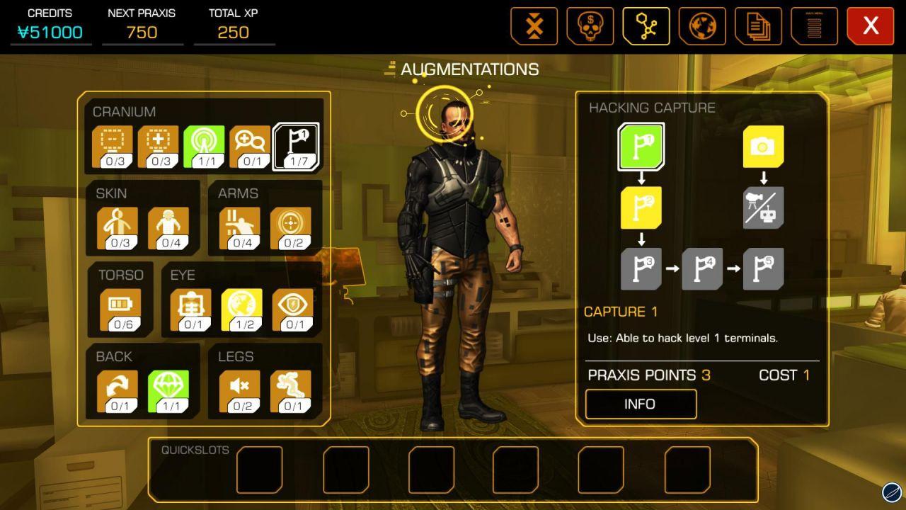 Deus Ex The Fall arriverà anche su PC?