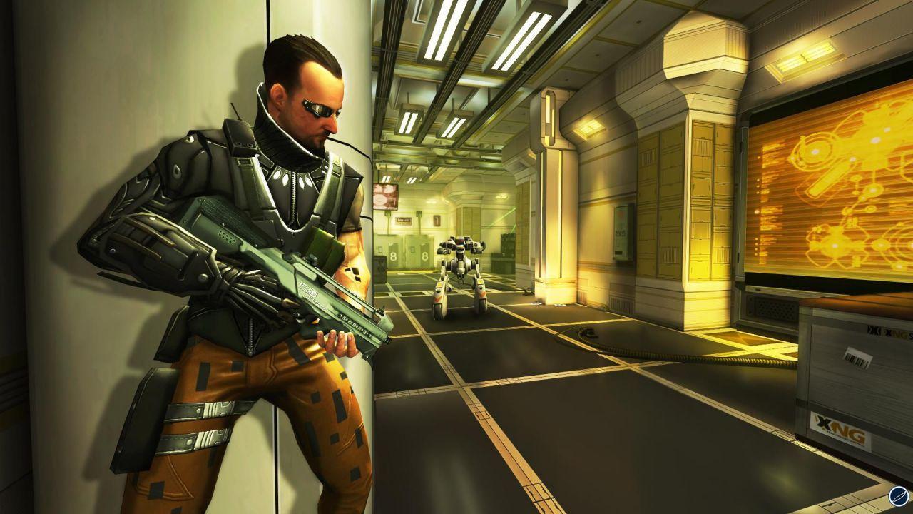 Deus Ex The Fall: bonus preordine per la versione PC
