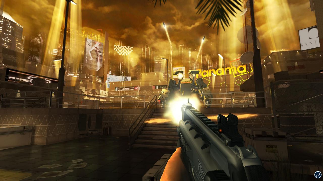 Deus Ex The Fall disponibile su Android