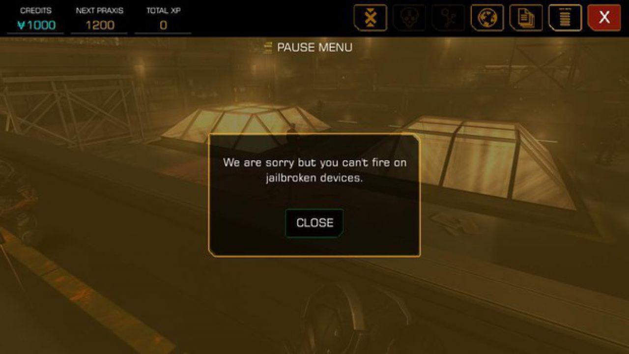 Deus Ex: The Fall su PC e console?