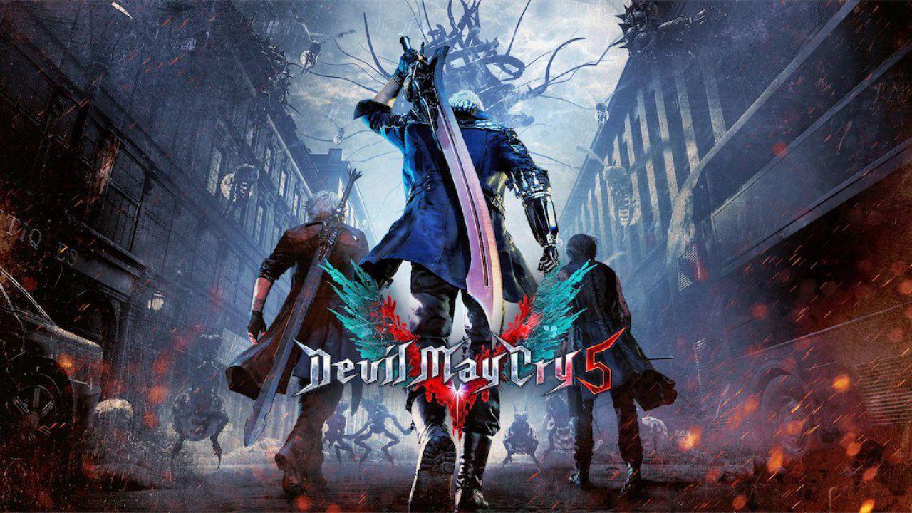Devil May Cry 5: come eseguire Combo SSS con Dante, Nero e V