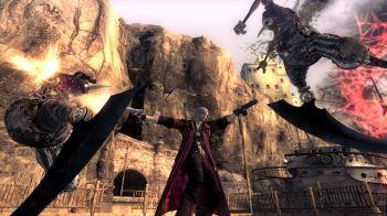 Devil May Cry 5 compare nel curriculum di un doppiatore