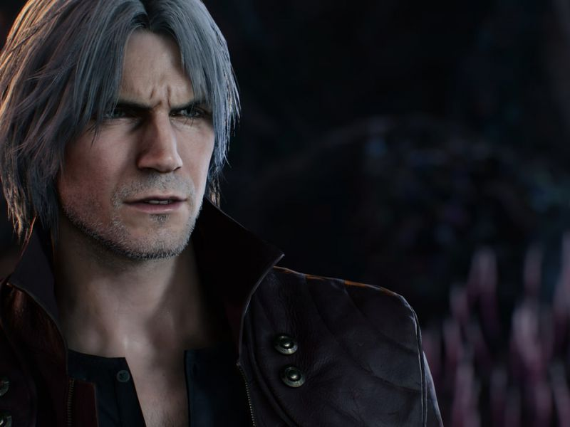 Devil May Cry 5: Dante impugna Sparda in un video gameplay dal Tokyo Game Show
