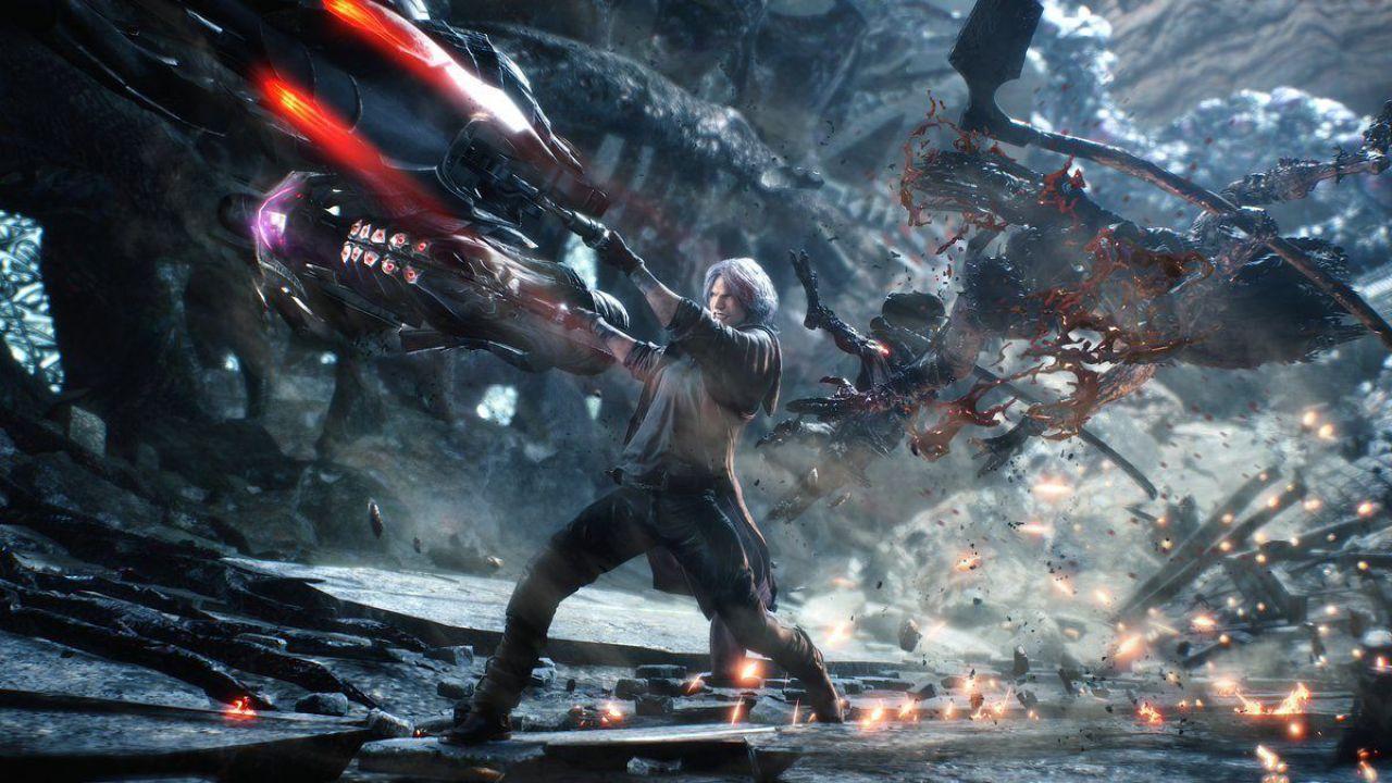 Devil May Cry 5: lo sviluppo è concluso, non sono previsti altri contenuti