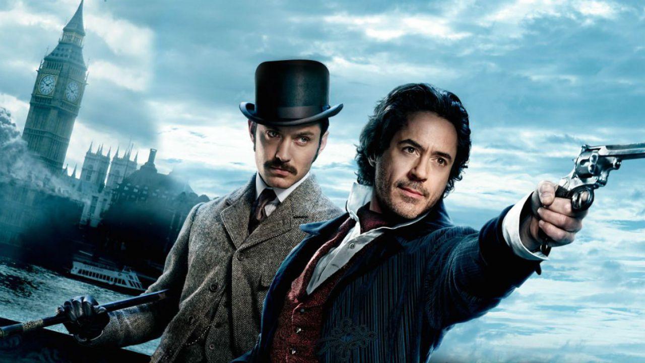 Dexter Fletcher su Sherlock Holmes 3: 'Porterò la mia voce nel franchise'