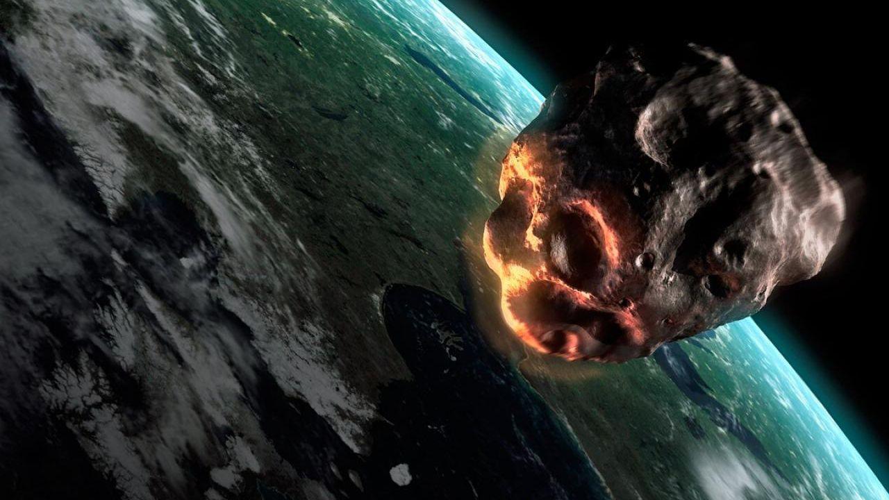 Di recente la Terra si è scontrata contro un asteroide grande quanto una macchina
