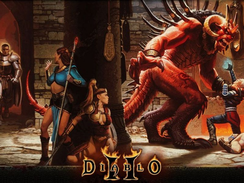 Diablo 2 Remake in the hands of Vicarious Visions? Schreier's new report