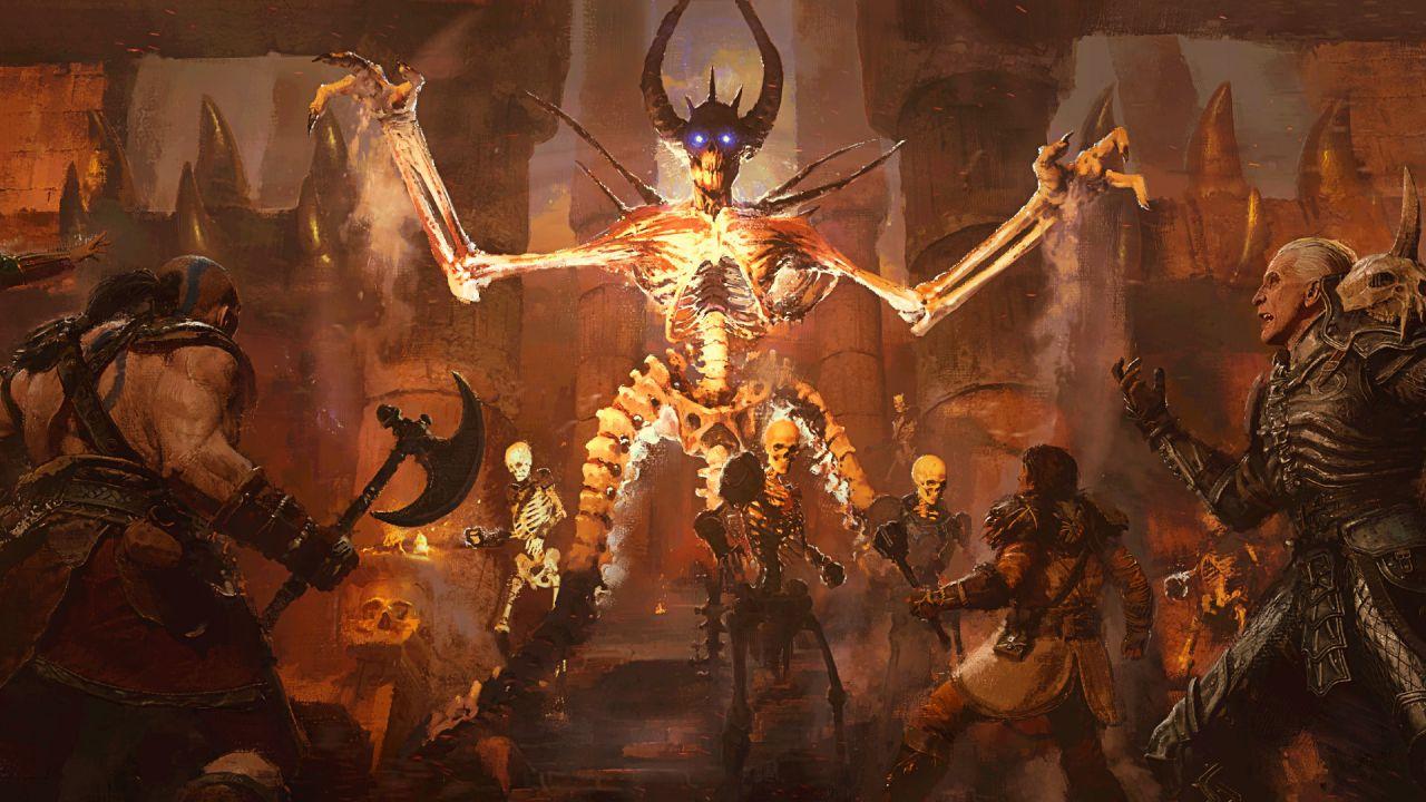 Diablo 2 Resurrected: le fasi di test saranno due, una single player e l'altra multiplayer