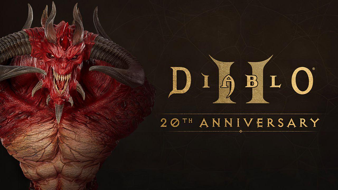 Diablo 3: Ali del Primo Maligno in regalo per i 20 anni di Diablo 2!