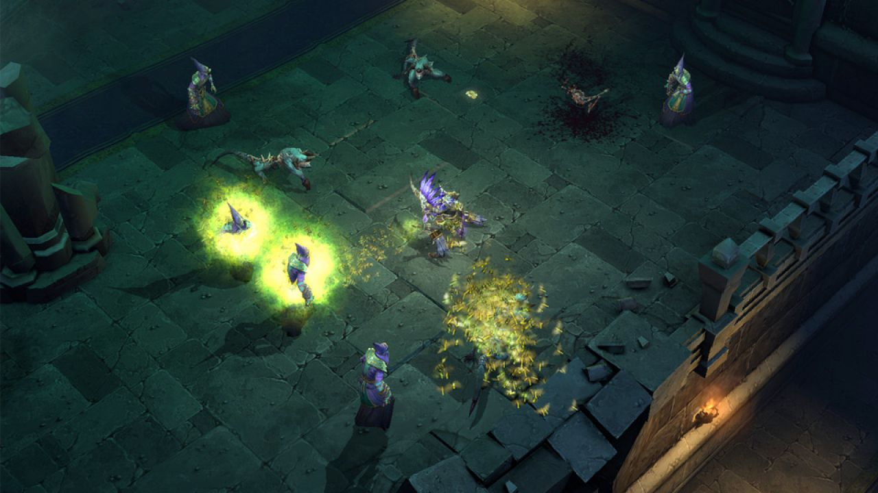 Diablo 3: patch 2.1.0 disponibile su PlayStation 4 e Xbox One