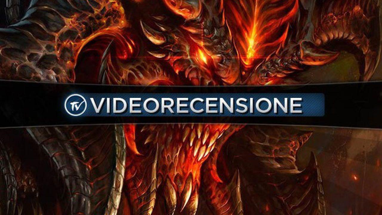 Diablo 3: Reaper of Souls confermata per PS4 - giocabile al BlizzCon anche su PC