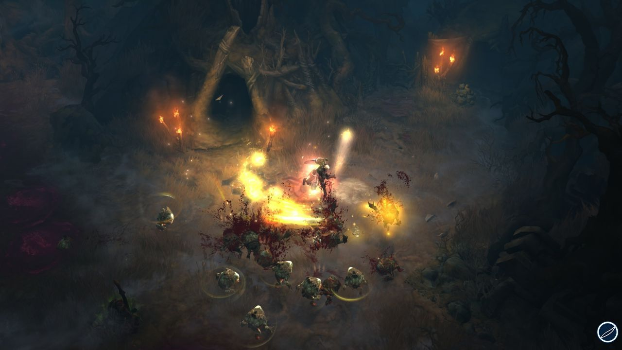 Diablo 3 Reaper of Souls, in arrivo i nemici di The Last of Us per PlayStation 4