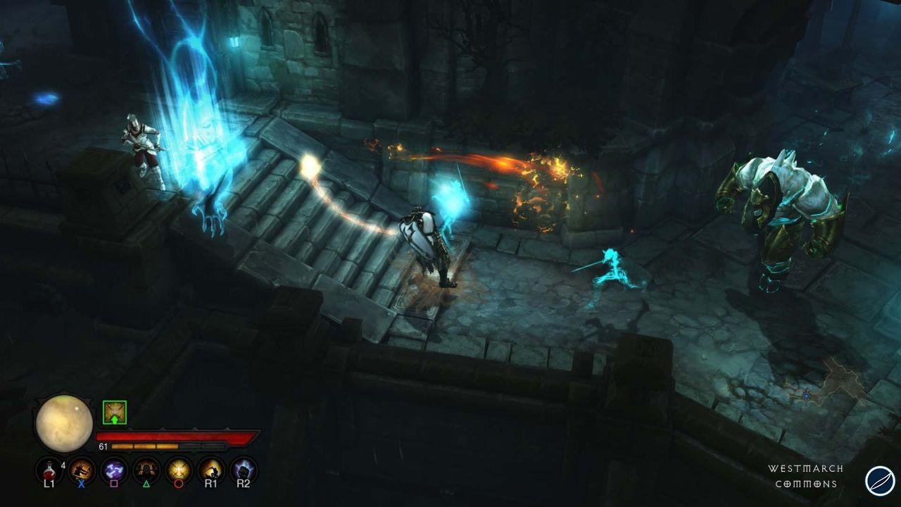 Diablo 3 Reaper of Souls: lungo video di gameplay