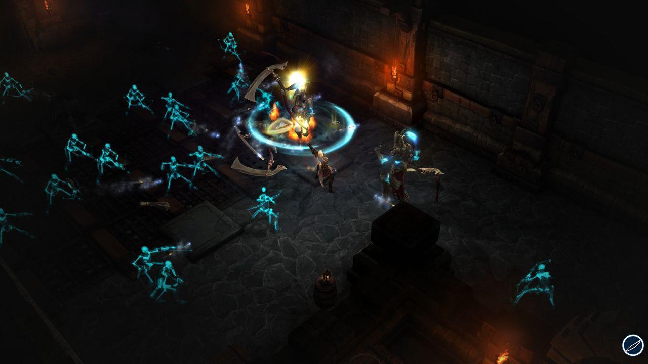 Diablo 3: Reaper of Souls, parte la closed beta