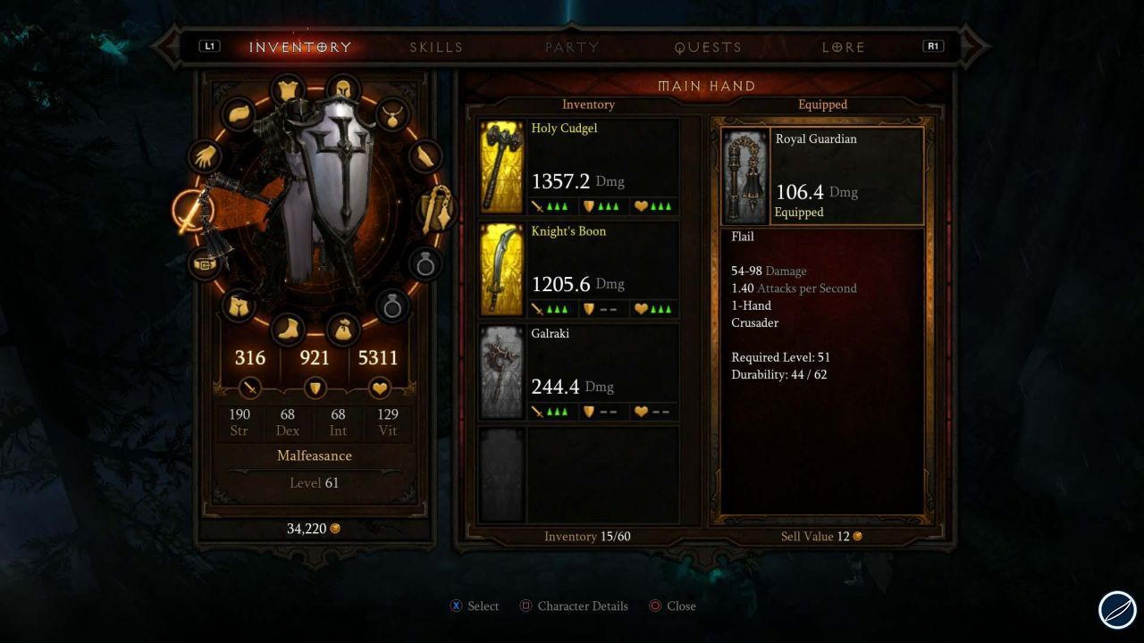 Diablo 3: Reaper of Souls, parte il pre download