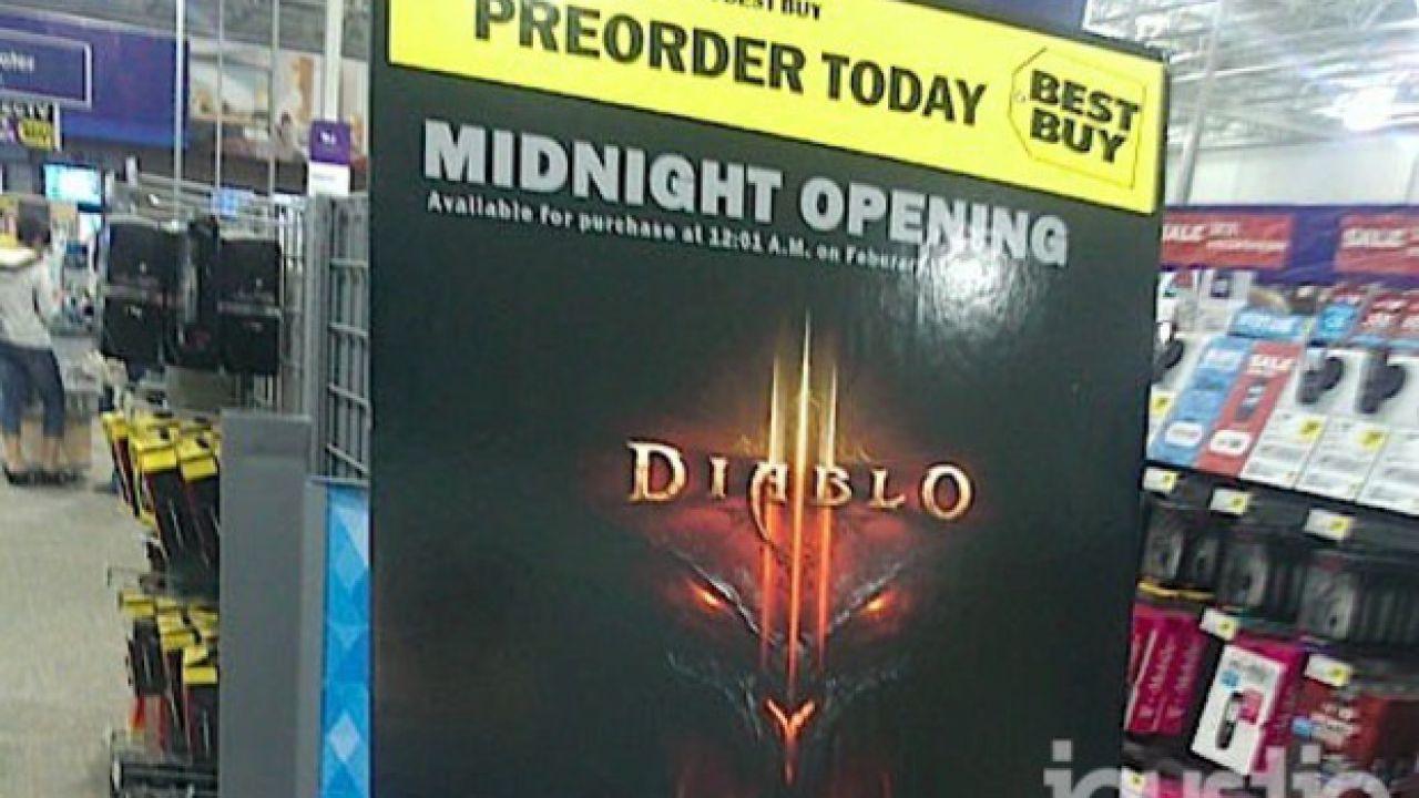 Diablo 3: Reaper of Souls - pubblicato l'opening ed un teaser per il gameplay