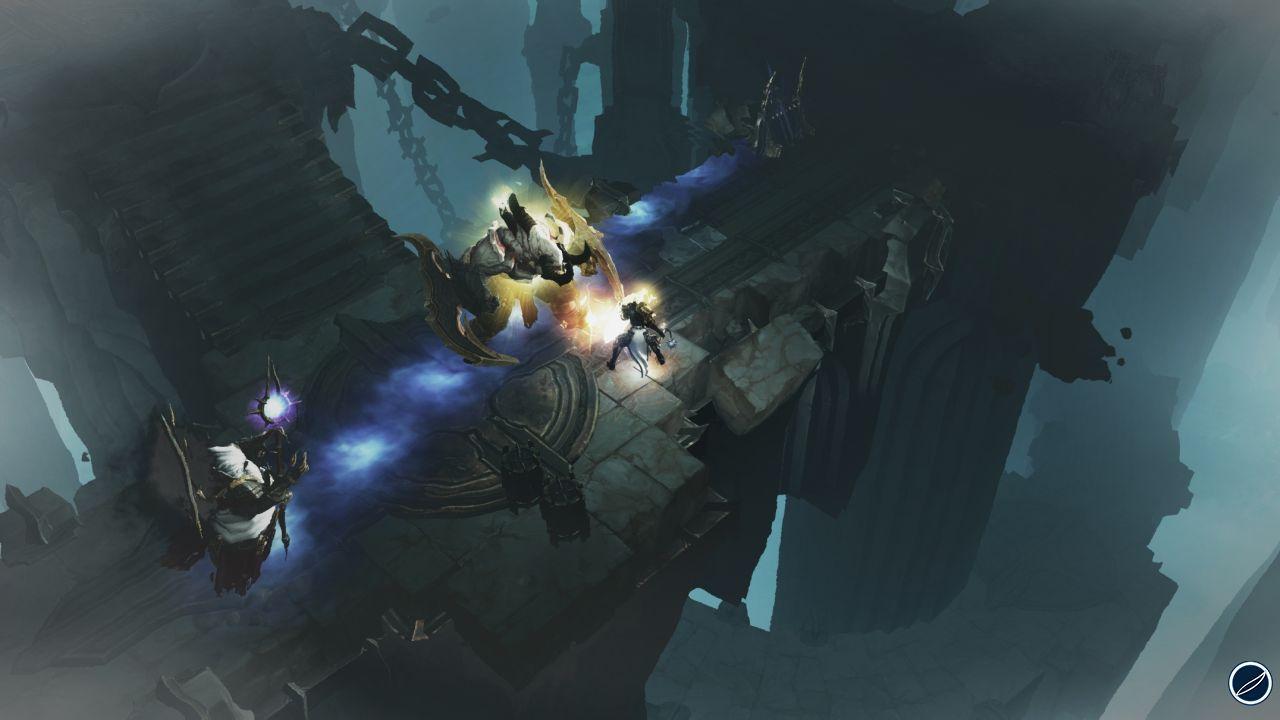 Diablo 3: Ultimate Evil Edition per Ps4 includerà l'espansione Reaper of Souls - nuove immagini