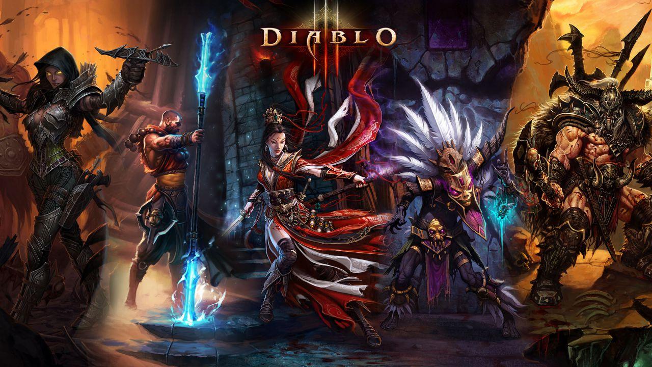 Diablo 3 ha venduto trenta milioni di copie dal lancio