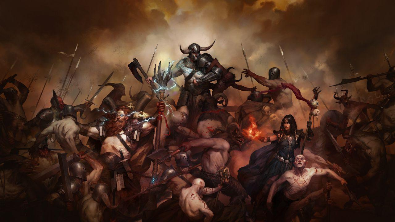 Diablo 4: lo stile artistico 'traccerà una nuova rotta' per la serie, secondo Blizzard